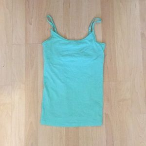 FREE WITH ANY PURCHASE Teal Cami